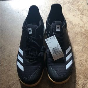 Brand new never worn adidas volleyball shoes